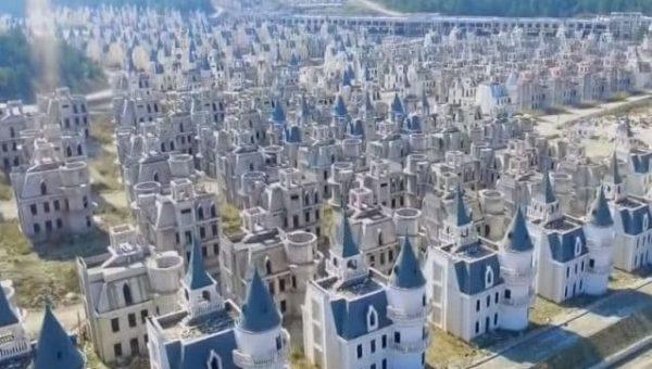 Burj Al Babas, la città turca con più di 700 castelli abbandonati